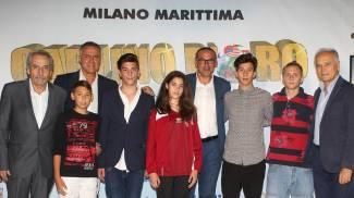 Carlino d'Oro, Tavecchio e tanti vip alla consegna degli Oscar del calcio giovanile