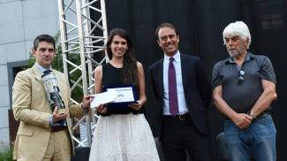 La premiazione del concorso letterario '130 righe: un anno, una storia'