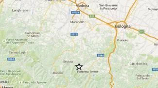 Terremoto, doppia scossa in Emilia Romagna