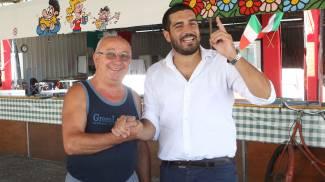 Pd, il segretario De Pascale 'incorona' Liverani a candidato-sindaco