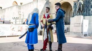 Il San Marino Comics ivade il centro storico / FOTO