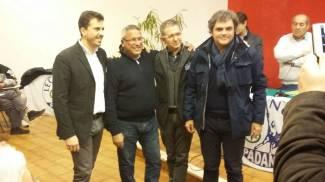 Lega Nord, Zerbinati nuovo leader provinciale