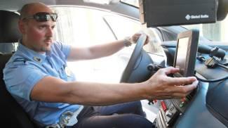 Lo Scout Street ha rilevato la prima auto senza assicurazione