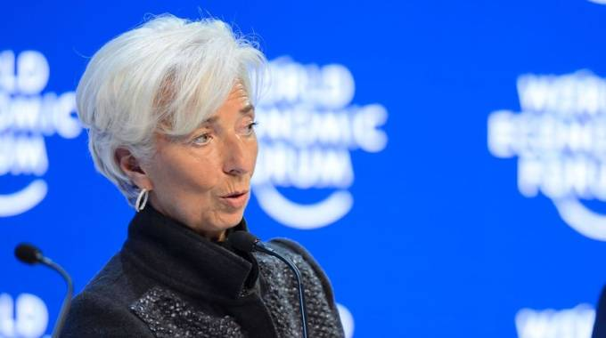 Rifiugiati, Lagarde: Ue si gioca sopravivenza Schengen