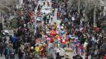 Carnevale pronto a invadere la piazza di maschere e divertimento