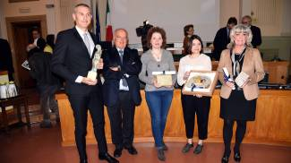 Premio Stampa, cerimonia col ministro Franceschini. Guarda foto e video