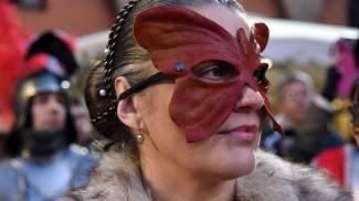 Ferrara torna agli antichi splendori, le foto del Carnevale rinascimentale