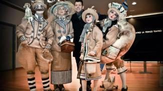 Carnevale di Venezia, la maschera più bella arriva da Senigallia