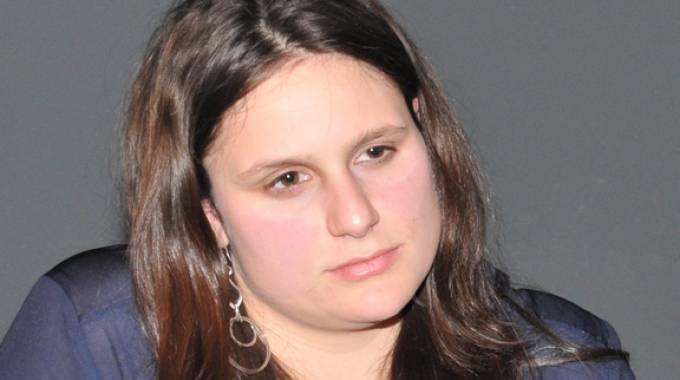 Elena Gaggioli, segretario del Pd di Porretta