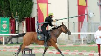 Quintana, Sant'Emidio ha scelto: il cavaliere sarà Andrea Leonardi