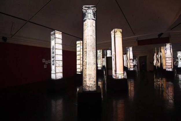 La mostra aperta dal 1° giugno all'8 ottobre 2017, le foto dell'esposizione