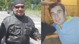 Lino Lelli e Marco Graziano, morti nel tragico schianto sulla Futa