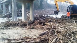 Incombe il maltempo, i fiumi fanno paura: la Provincia interviene d'urgenza