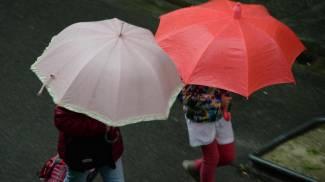 Allerta meteo, mercoledì livello di guardia per il rischio idrogeologico. Primi disagi nel territorio