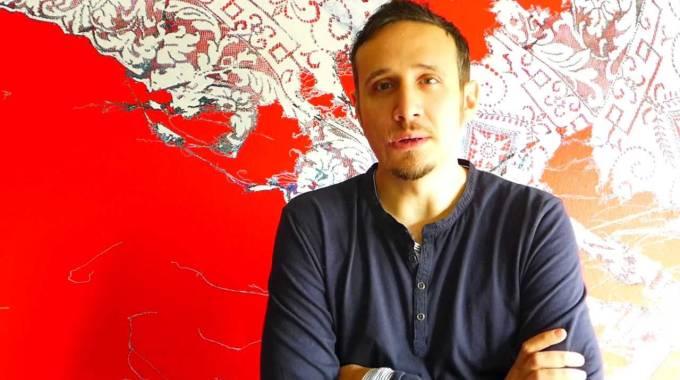 Il regista minervini al festival di cannes fermo il for Moretti arredamenti monte urano